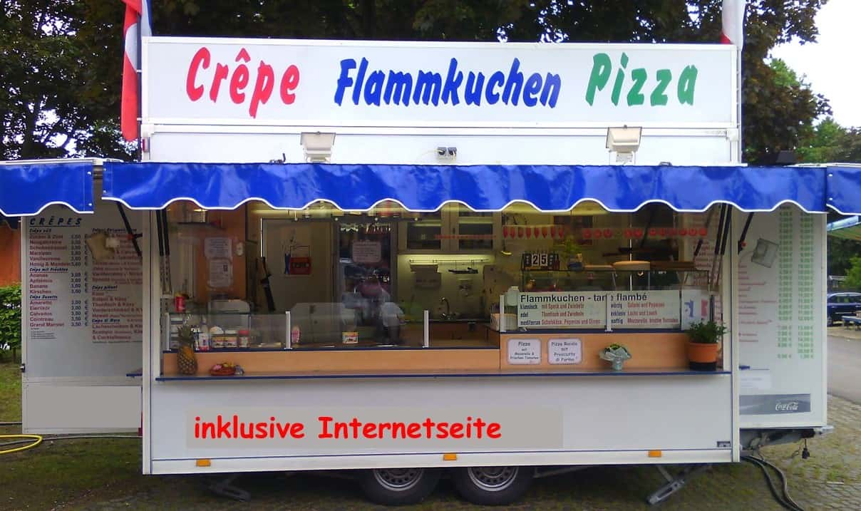 Streetfood, Food Truck, Event-Catering, mobile Gastronomie