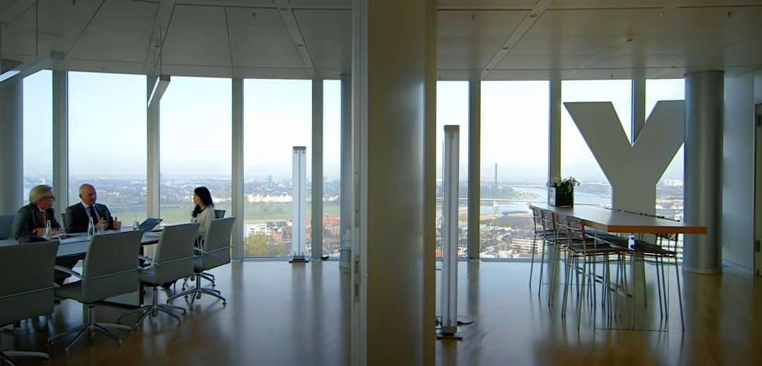 Gibt es eine Unternehmensbewertung für das angebotene Unternehmen?