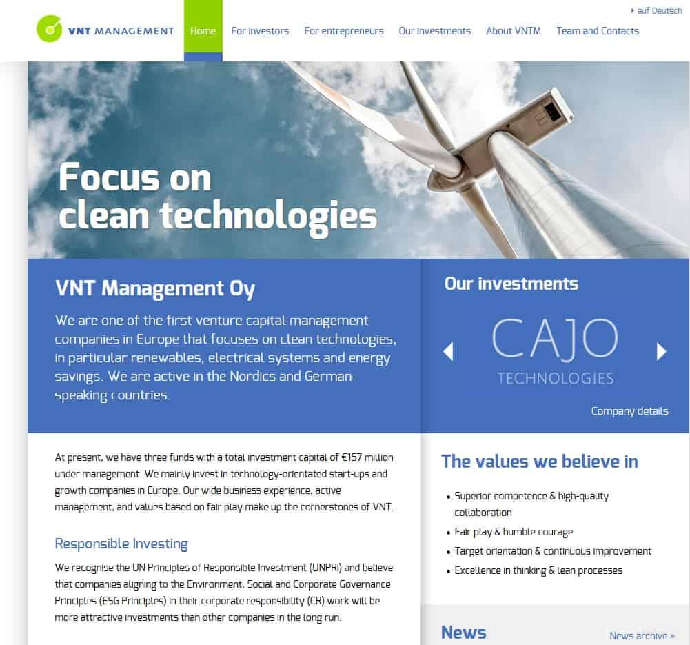 VNT Management VC